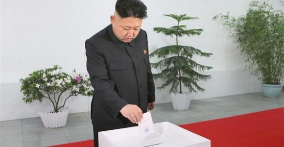 """Kim Jong-Un Renueva Como """"Líder Supremo"""" De Corea Del Norte Leer Más: Kim Jong-Un Renueva Como """"Líder Supremo"""" De Corea Del Norte"""
