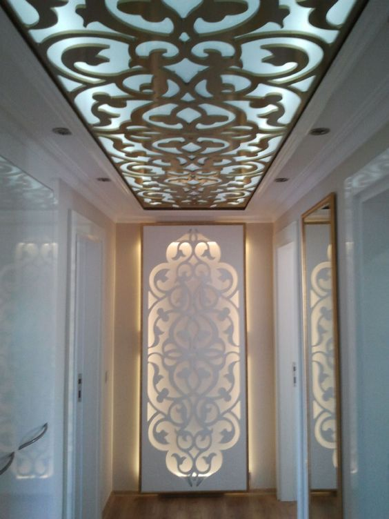 CEILLING DECOR IDEAS #Intérior #Extérior #Floor #Wall #Construction #Habillage #Rénovation #Aménagement #Design #Kitchen #Ideas #Luxe #Moderne #Floors #Ceiling #Wall #Afrique #Casablanca #Maroc #Morocco