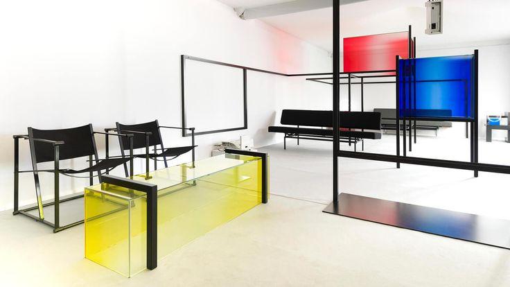Sabine Marcelis transforms De Stijl into a 3D multidisciplinary experience - News - Frameweb