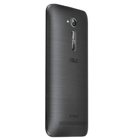 Asus ZenFone Go ZB500KL 4G 16 Гб Серебристый  — 8989 руб. —  Смартфон Asus ZenFone Go (ZB500KL) – удобный аппарат для ежедневного использования. Процессор Snapdragon и оперативная память размером в 2 Гб позволяют без труда работать в многозадачном режиме, поддержка сетей 4G даст возможность оценить все преимущества быстрого интернета, а отличный яркий экран и удобная пользовательская оболочка сделают использование устройства комфортным. Смартфон имеет две камеры – тыловую 13 Мп c диафрагмой…