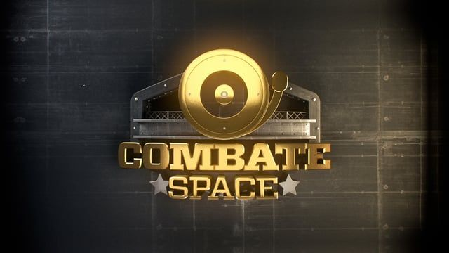 """Apertura del programa """"COMBATE SPACE"""" del canal Space (Argentina-Brasil) hecho…"""