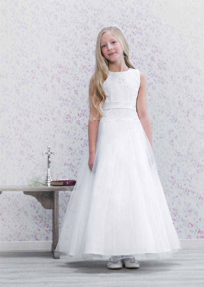 Vintage First Communion Dress Emmerling 70169 New 2016