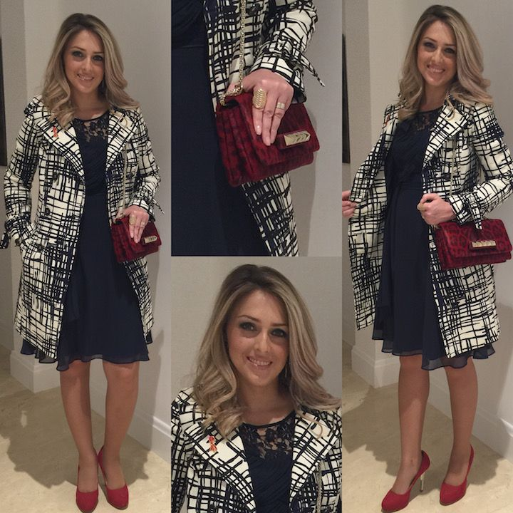 #LookdaCris - Trench coat - Cristiane Cardoso