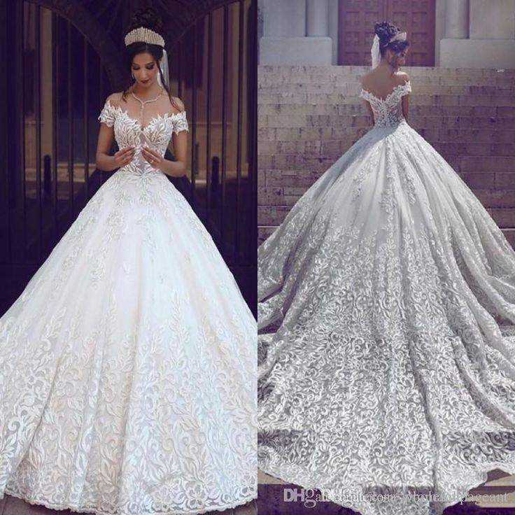 Best 25+ Luxury wedding dress ideas on Pinterest | Most ...