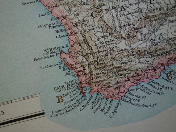 71 best Old maps Africa images on Pinterest Antique maps Old maps