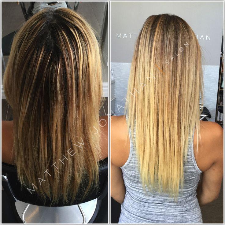 #Olaplex #hairtrends #flamboyage #Balayage #Sombre #Ombre #MatthewJonathan  #Stylist