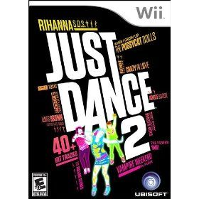 Just Dance 2, (just dance 2, wii, dance game, exercise, fun, fitness, dance games, just dance, wii game, dance)