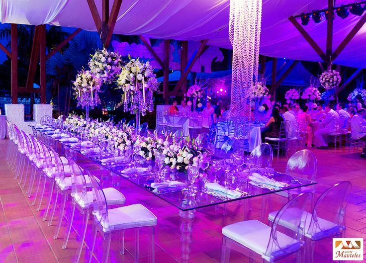 Decoración de Bodas en Cali, Organización de Bodas en Cali, Bodas en Cali y Matrimonios Campestres. http://www.entremanteles.com/