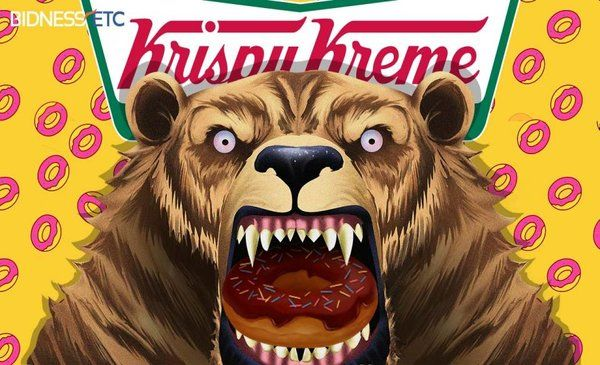 "In 2005 Krispy Kreme completed its meteoric rise with an ignominious crash. The reason? Reportedly because of  ""egregious"" accounting to satisfy Wall Stree"