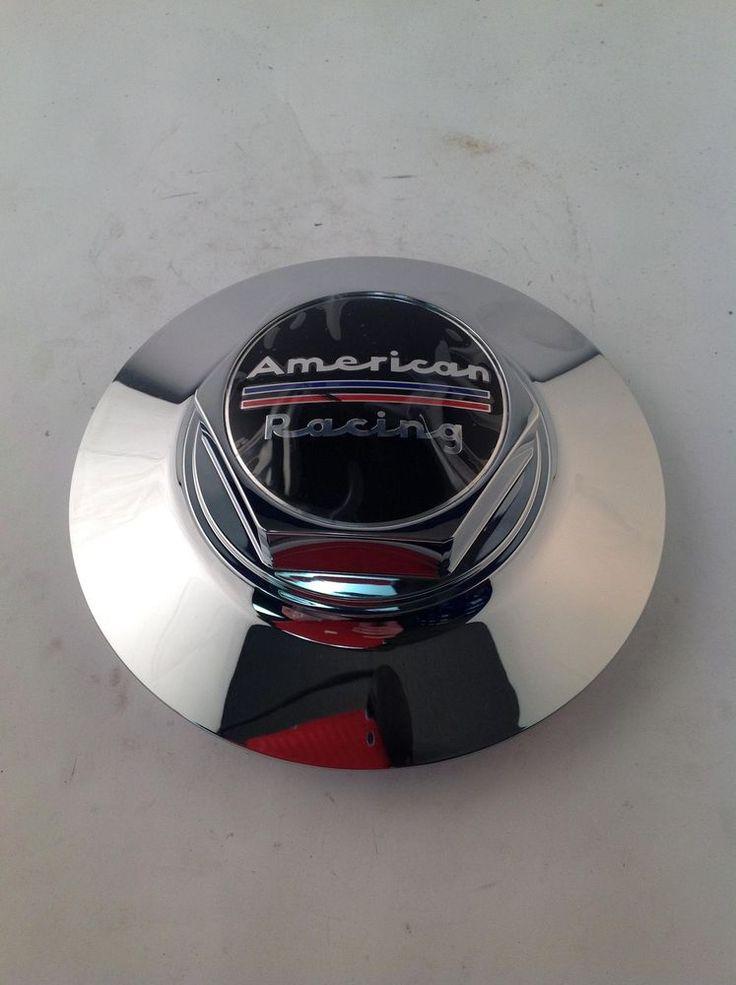"American Racing Wheel Center Hub Cap Chrome 3790200 6.5"" Dia AR790 Hammer 790 #AmericanRacing"