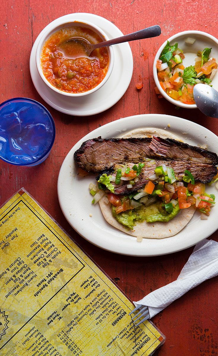 Keep these brisket tacos on file for your next taco party.