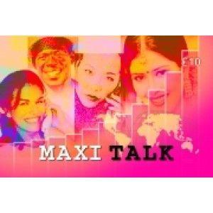 Maxi Talk £10 International Calling Card