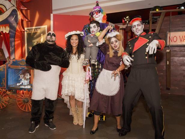 All-Star Halloween Spectacular | All-Star Halloween Spectacular | HGTV