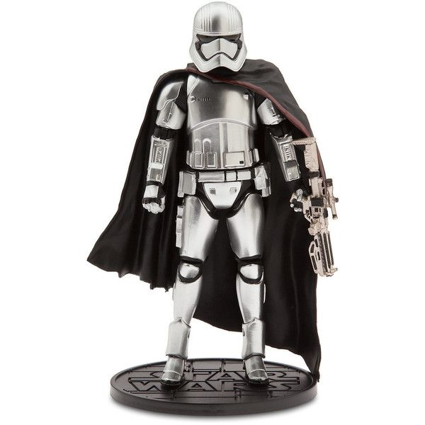 Captain Phasma Elite Series Die Cast Action Figure Star Wars The Last... (£20) ❤ liked on Polyvore featuring home, home decor, star wars figure, star wars home decor, star wars home accessories, star wars figurines and stormtrooper figure