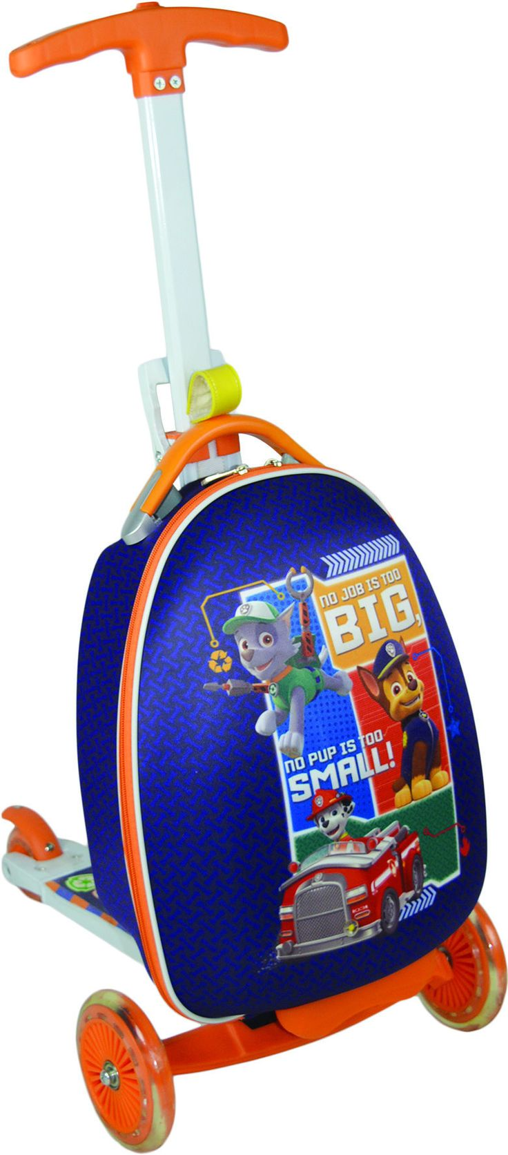 Nickelodeon Paw Patrol 16 inch Children's Scooter Luggage