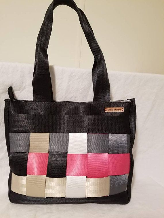 Check out this item in my Etsy shop https://www.etsy.com/ca/listing/588706540/seatbelt-purse-seatbelt-bag-seatbelt