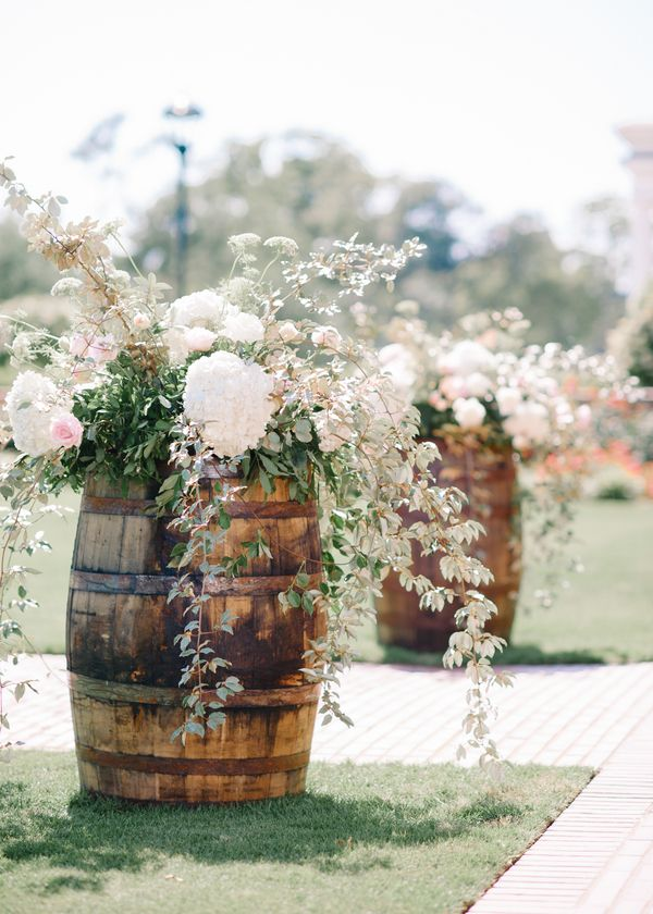 Myrtle Beach Wedding Flowers by Blossoms Events at Pink Pine Lakes Country Club wedding by Pasha Belman Photography, Stunning & Brilliant Events