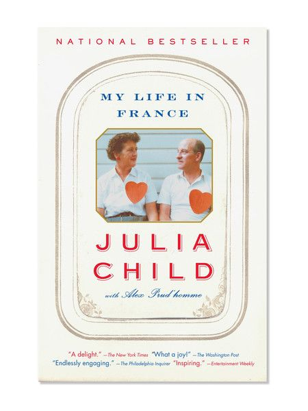 18 best book inspired edibles images on pinterest for Julia child cooking school