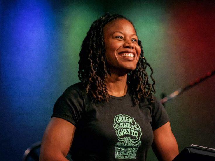 Majora Carter: Greening the ghetto | Talk Video | TED.com