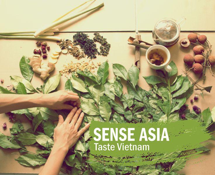 Original Vietnamese Tea, Fruits, Herbal and else...? :) www.senseasia.net