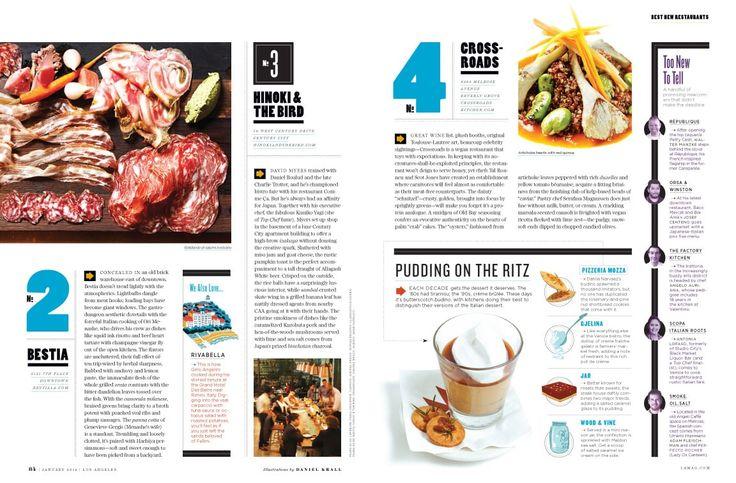 Los Angeles Magazine — CJ Creative