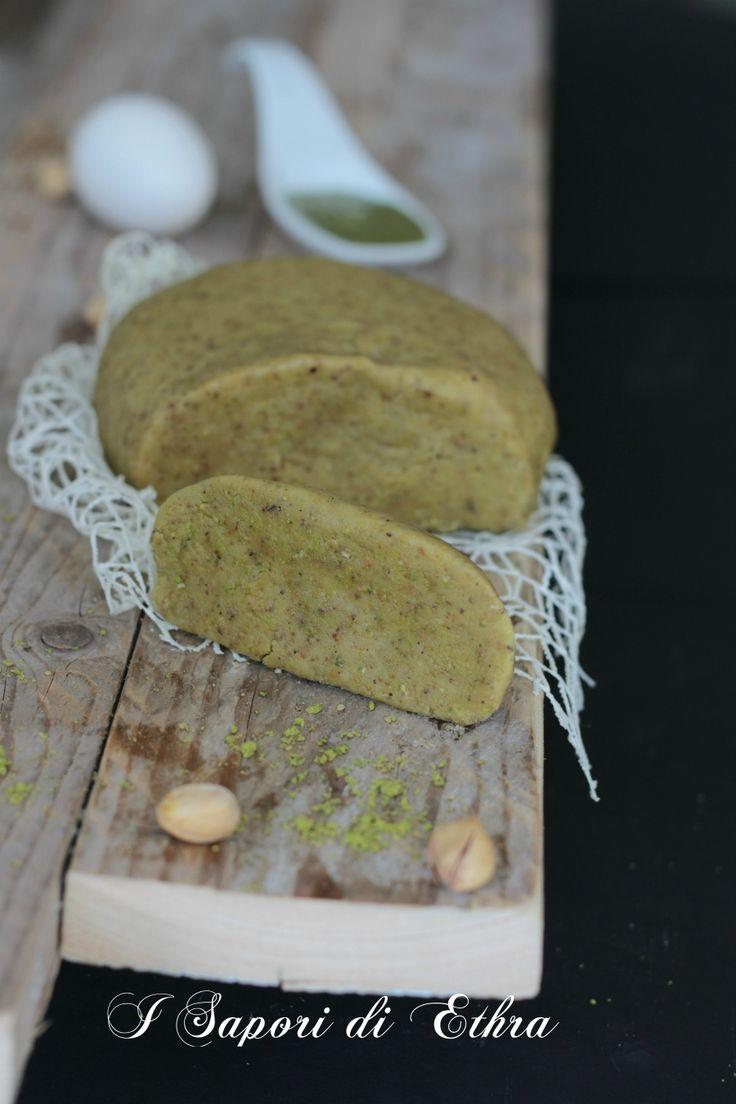 Pasta frolla al pistacchio ricetta facile e veloce