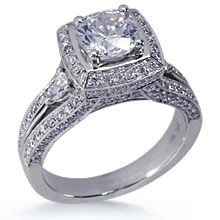 Diamond Ideals Fancy Split Shank Pave Engagement Ring: (/images/Items/589.jpg)
