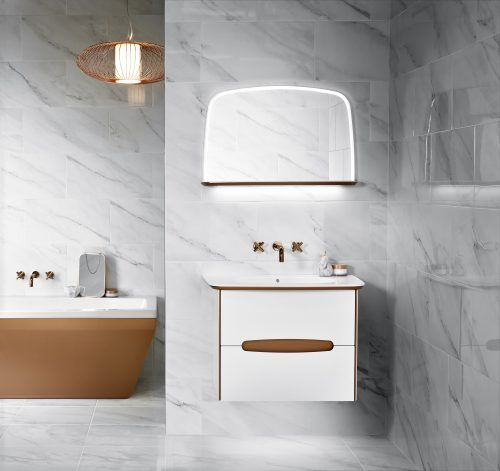 Top tips for bachelor bathrooms - Sam Ball, Utopia's stylist, looks at why modular furniture is ideal for creating a no-frills bathroom for men that still oozes contemporary style.