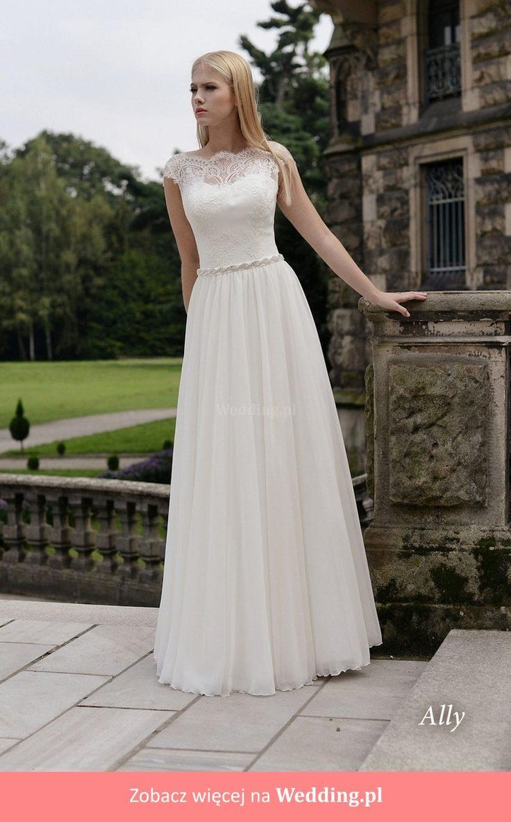 30 best Wedding Gowns images on Pinterest   Homecoming dresses ...