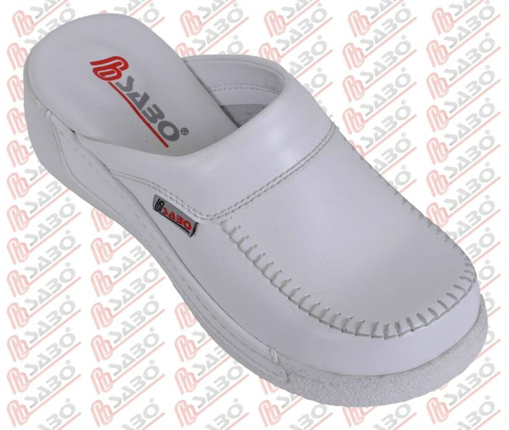 SCW-07 WHITE •Genuine leather and natural dyeing •Plain with saddler design •With higher heels •Hand made •Sole part made from polyurethane •Orthopedic •Anti sweat  •Color: White •       Women's size: 35, 36, 37, 38, 39, 40