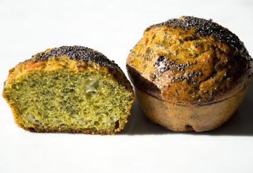 Le Cuoche in Dispensa: Muffin di Farina di Ceci con Ortica ed Emmenthal