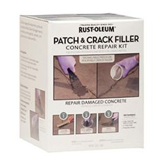 Project Solutions Kits - Patch & Crack Filler Concrete Repair Product Page