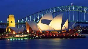 Australia,Sydney,opera house...