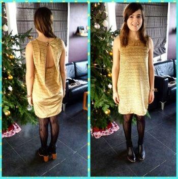 IVY La Maison Victor dress made by xcocolienx.wordpress.com