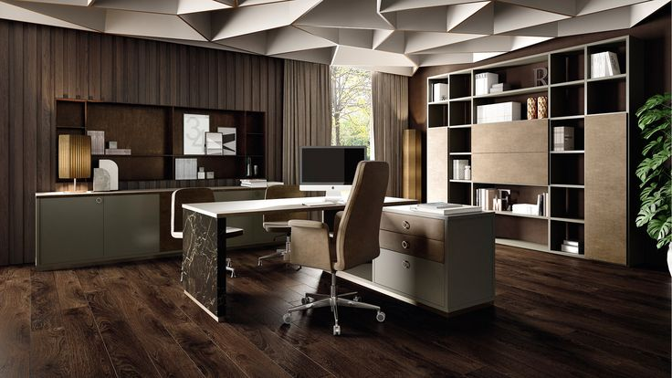 Contemporary design for Office and WorkSpace. Share this Concept by Caroti