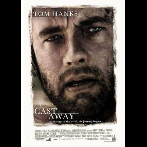 Cast Away (2000) watching Tom Hanks silently adapting to his new situation...