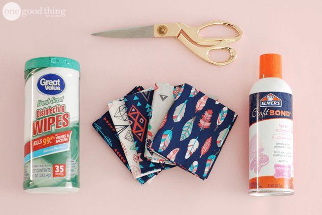 How To Make A Recycled Plastic Bag Dispenser - One Good Thing by JilleePinterestFacebookPinterestFacebookPrintFriendlyPinterestFacebook