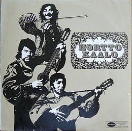 Hortto Kaalo 1971