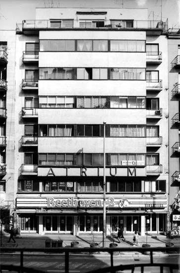 Architecture by Lajos Kozma