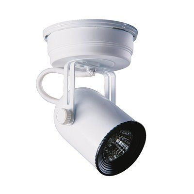 Kendal Lighting MP101-WH Low Voltage Monopoint Directional Spot Light