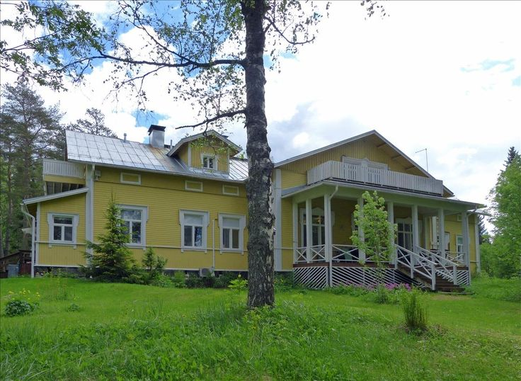 finnish villa/farmhouse