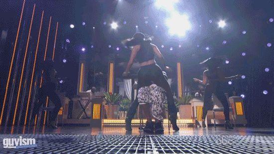 Twerking: THG Celebrity of the Year Finalist #6!