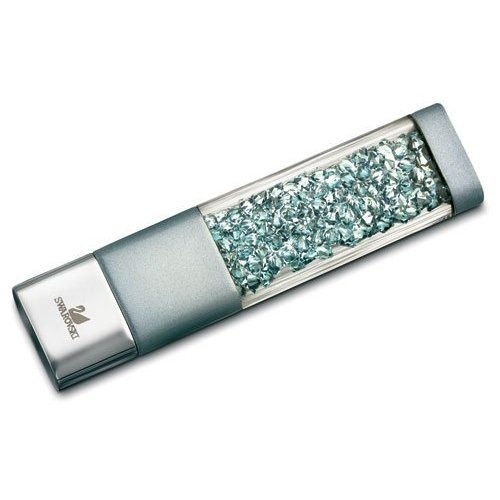 Swarovski Crystalline Indian Sapphire 4GB USB Key Thumb Flash Drive 1144826   b226afece