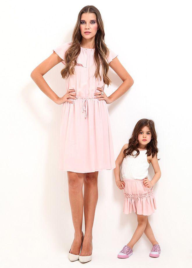 Moda: Anneler ve Kızları Etek Markafoni'de 29,99 TL yerine 9,99 TL! Satın almak için: http://www.markafoni.com/product/4402665/