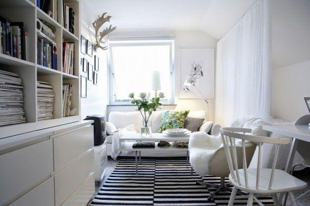Ide Interior Ruang Keluarga Modern dan Fresh | Griya Indonesia