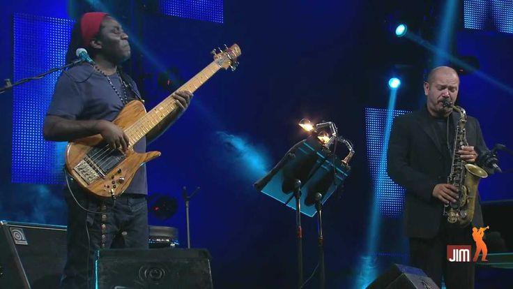 Manu Katché @Jazz_in_Marciac : Mercredi 8 Août 2012