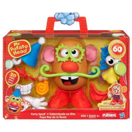 Playskool Mr. Potato Head Party Spud Figure