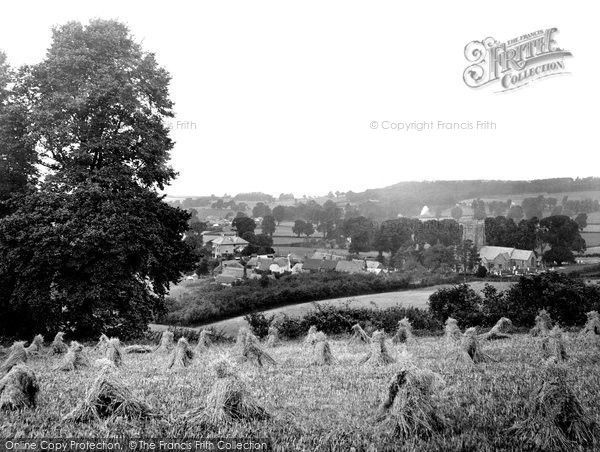 Old Cleeve, General View 1930, from Francis Frith