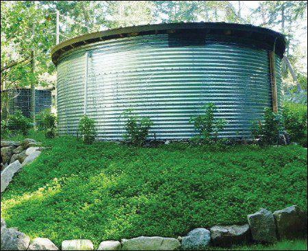 Build An UltraModern Rainwater Harvesting System | 12 Rainwater Collection Tips…
