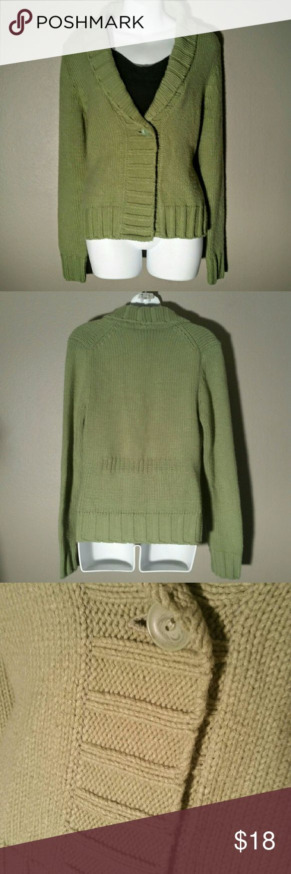 Sweater jacket cardigan by Old Navy CONDITION: Like New! --- CONCERNS: None! --- I will provide more pics, materials, measurements, etc. upon request! --- ***I welcome ALL OFFERS and do bundle discounts!*** Old Navy Sweaters